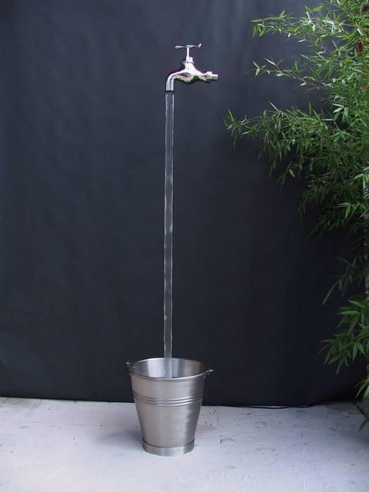 Wasserhahn Brunnen.Der Wasserhahn Brunnen Ist Ein Faszinierendes